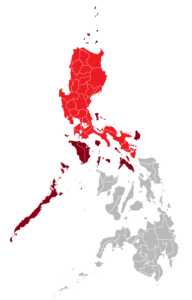 Luzon_Island_Red