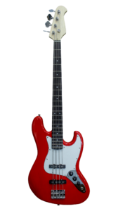 4 STRINGS ELECTRIC BASS