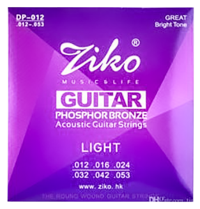Acoustic Guitar String Set DP-012